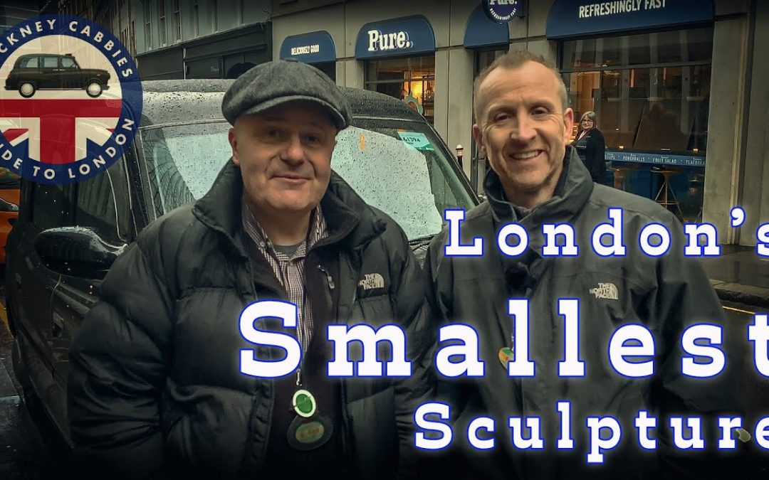 London's Smallest Memorial – The Mice of Philpot Lane
