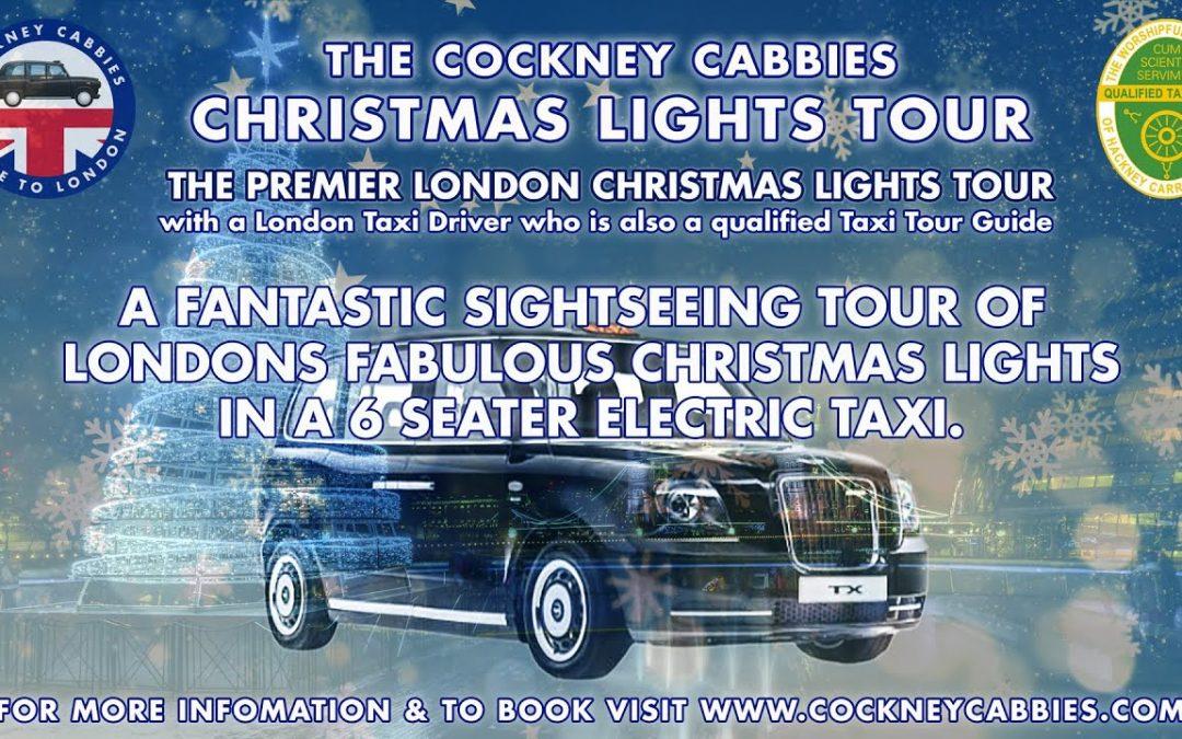 London Christmas Lights Tour