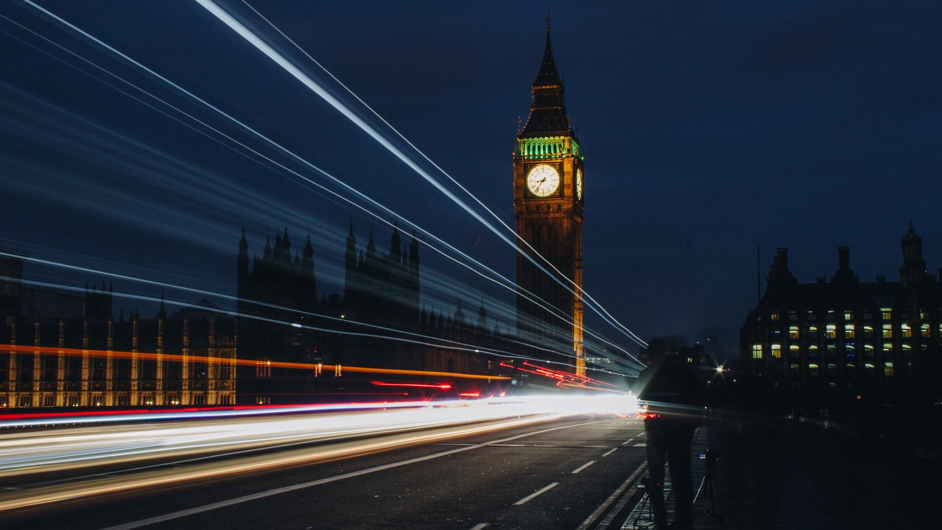 London at Night Tour