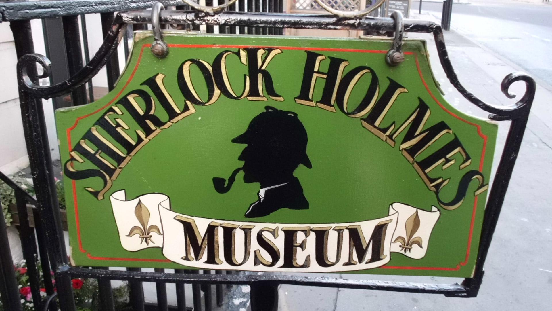 Sherlock Holmes Tour